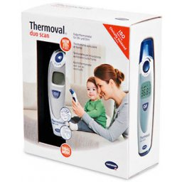 Thermometer THERMOVAL Duo Scan