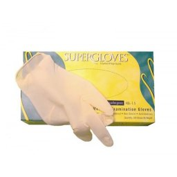Handschoenen supergloves latex