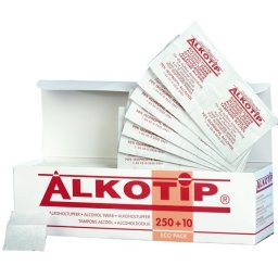 Alkotip alcohol deppers