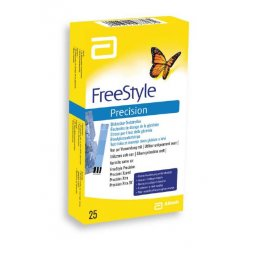 Glucose strips FreeStyle Precision