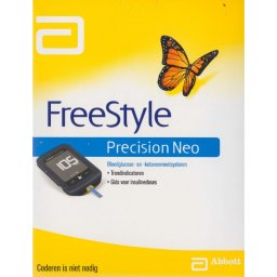 Glucometer FreeStyle Precision Neo incl.: meter+prikker+