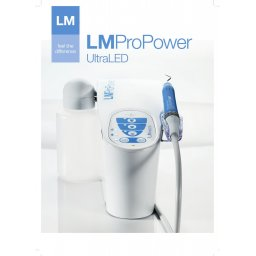Tandsteenreiniger LM-propower UltraLED