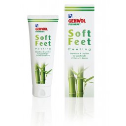 Gehwol Soft Feet peeling 125ml                           1st