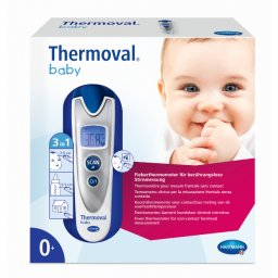 Thermometer THERMOVAL Scan baby sense