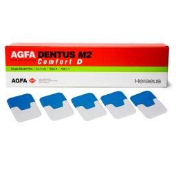 Rontgenfilms dentaal AGFA M2 comfort