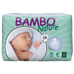pampers (luiers) Bambo