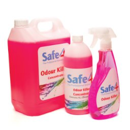 Safe4 luchtverfrisser 500ml