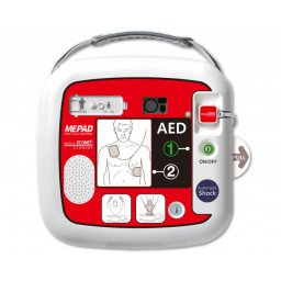 Automatische externe defibrillator ME PAD Fully Automatic