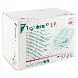 Tegaderm I.V. Transparent Dressing