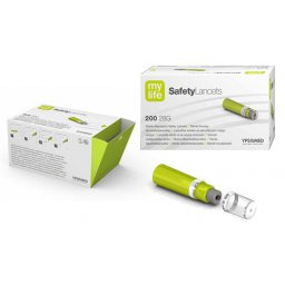 mylife Safety Lancets Comfort