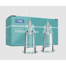 TSK PRE Regular Hub needles