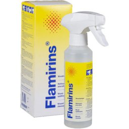 Flamirins 250ml wondreinigingsspray